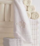Izmir Bath Towels - by SFERRA