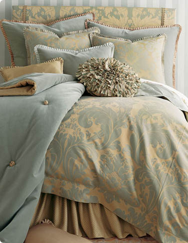 Aubusson Bed Linens - by Ann Gish